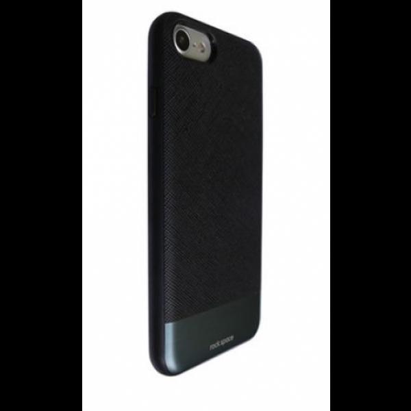 Чехол Rock Space Elite Black на iPhone 7 / 8 / SE (2020)