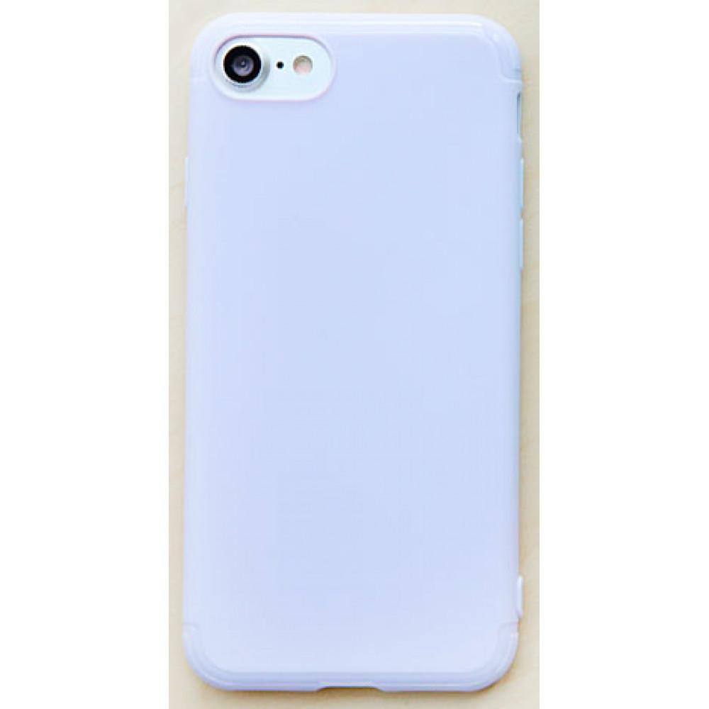 Чехол Rock Space Jello Light Purple для iPhone 7/8