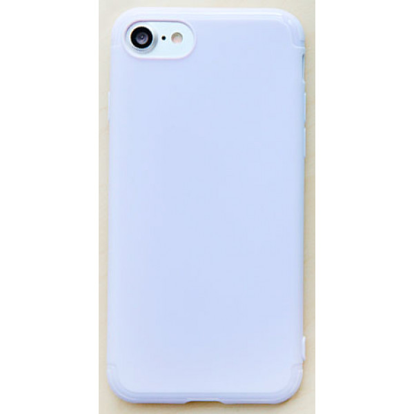Чехол Rock Space Jello на iPhone 7 / 8 / SE 2020 (Light Purple)