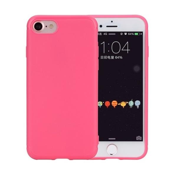 Чехол Rock Space Jello Rose Red на iPhone 7 / 8 / SE (2020)