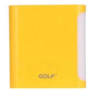 Внешний аккумулятор (Power Bank) Golf (D14GB) 10000mAh Yellow