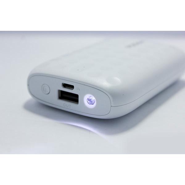 Внешний аккумулятор (Power Bank) REMAX Proda Lovely (MD03) 10000mAh Чёрный + Кабель microUSB-USB