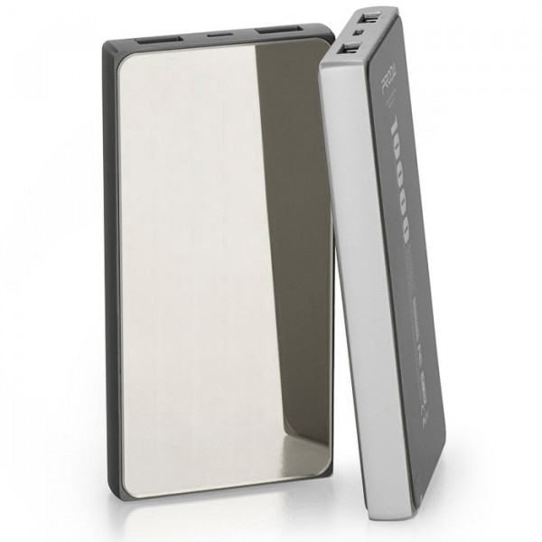REMAX Proda Superalloy Power Bank 10000mAh Silver (PPP-12)