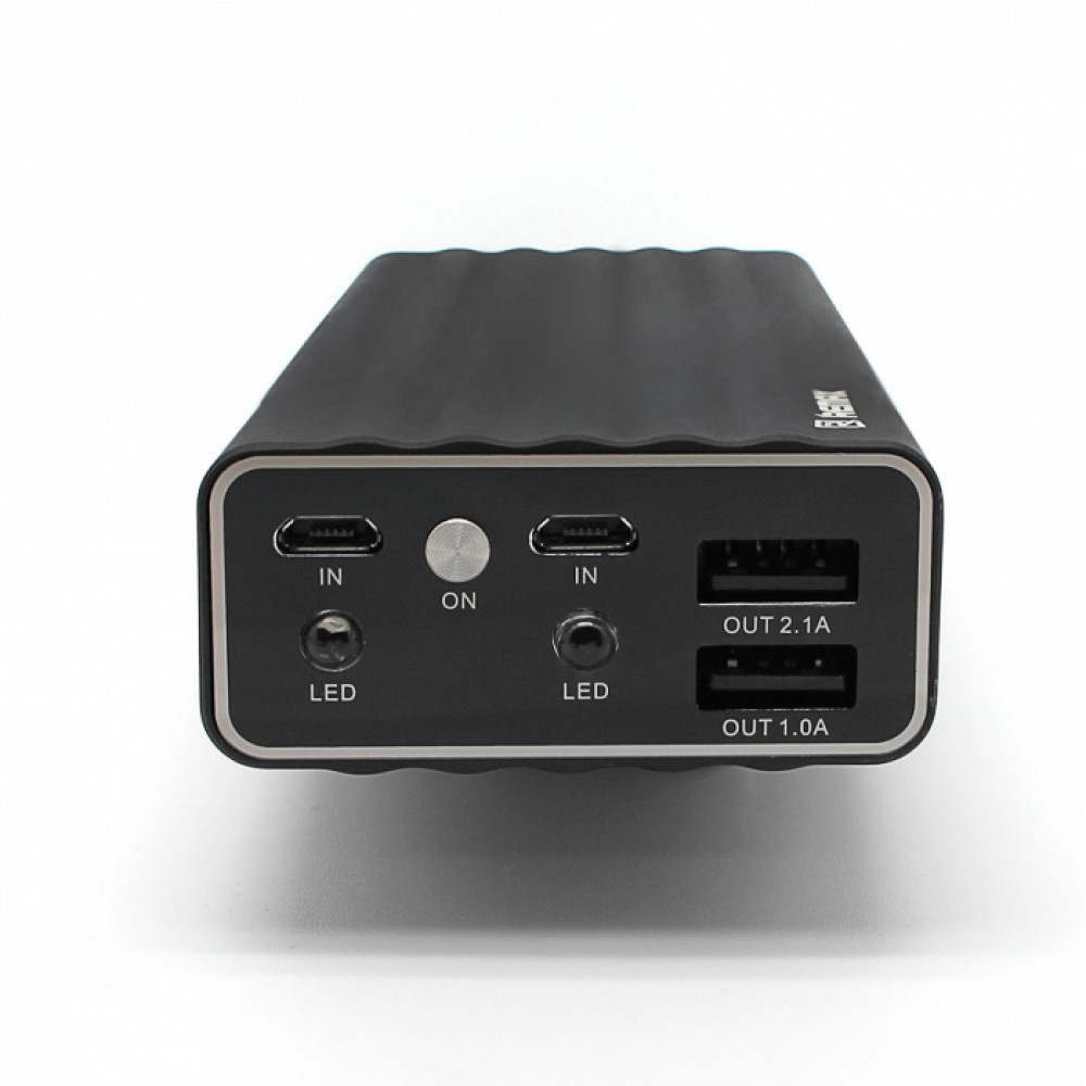 REMAX Vanguard Power Bank 20000mAh Black (RP-V20)