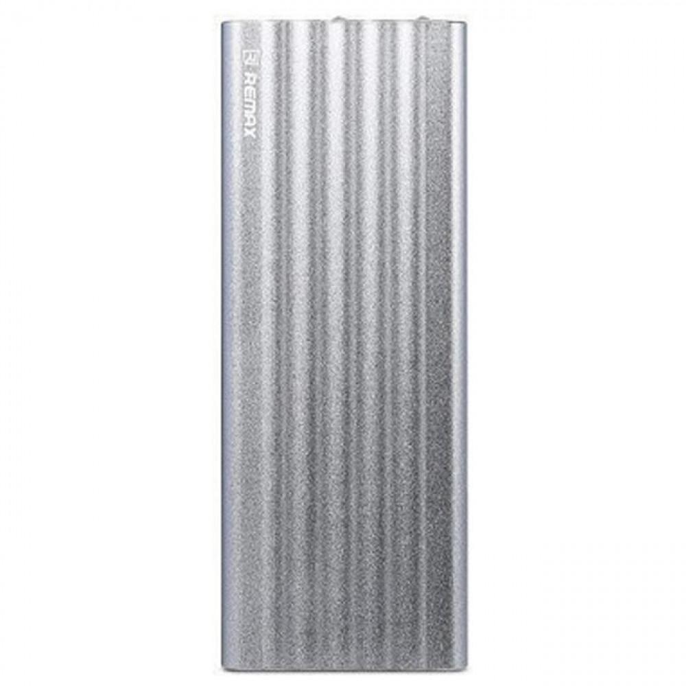 REMAX Vanguard Power Bank 20000mAh Silver (RP-V20)