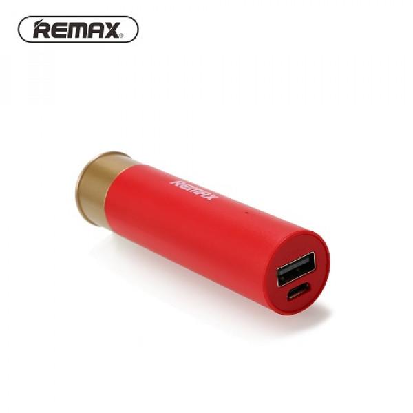Внешний аккумулятор Remax Shell 2500 мАч (RPL-18) Red