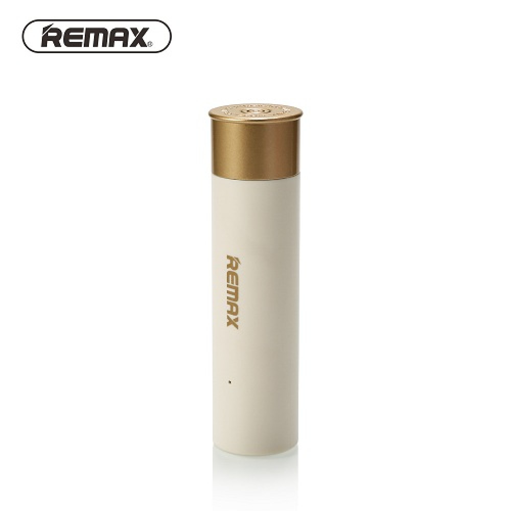 Внешний аккумулятор Remax Shell 2500 мАч (RPL-18) White