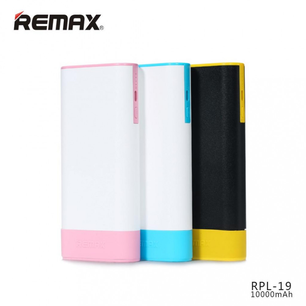 Remax Youth 10000 mAh White/Blue