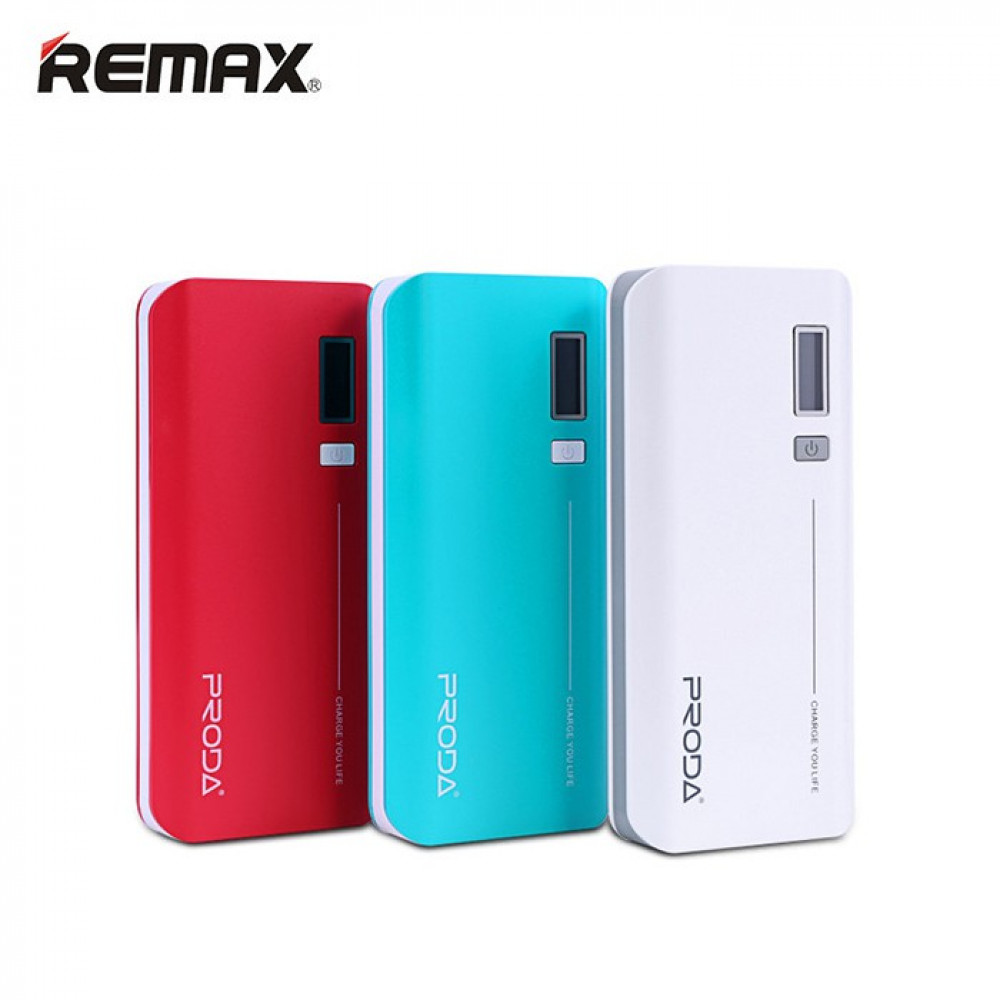 REMAX Proda V10i LCD PowerBox 20000mAh Blue