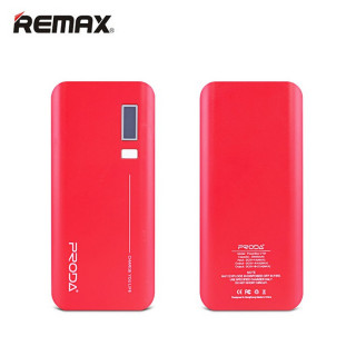 REMAX Proda V10i LCD PowerBox 20000mAh Red