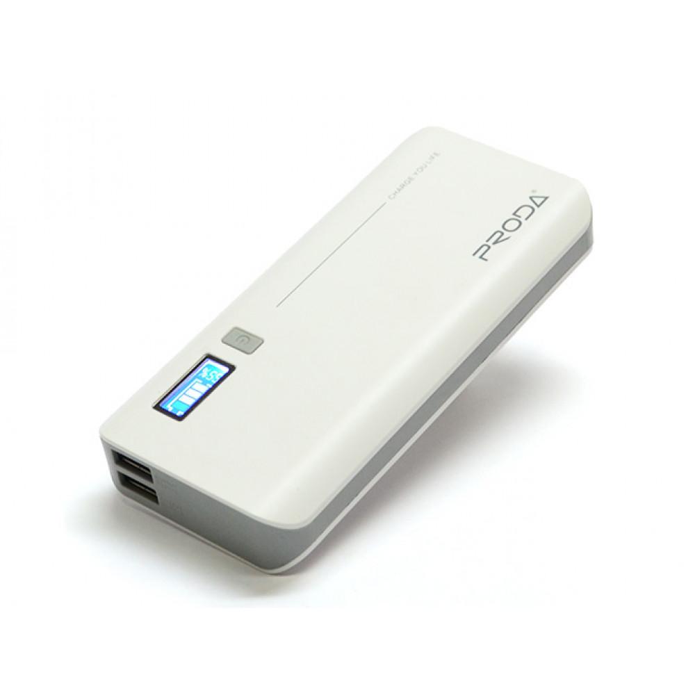 REMAX Proda V10i LCD PowerBox 20000mAh White