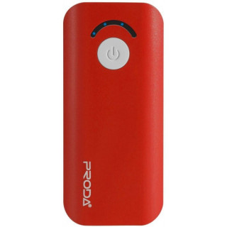 Внешний аккумулятор (Power Box) REMAX Jane (V3) 6000mAh Красный
