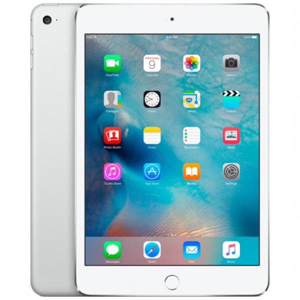 Apple iPad mini 4 Wi-Fi 16GB Silver 2015