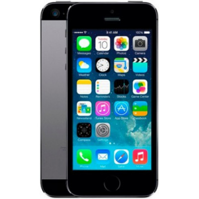 iPhone 5s 16gb Space Gray 5/5