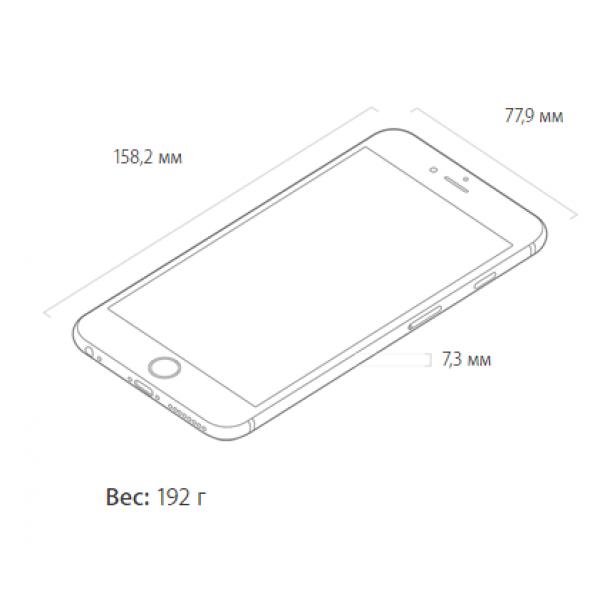 iPhone 6s Plus 64Gb Space Gray Б/У