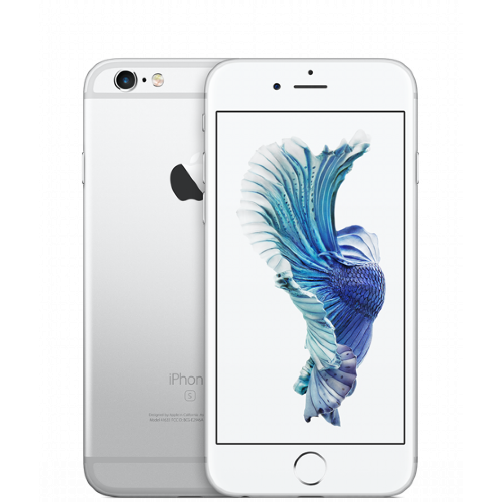 Apple iPhone 6s Plus 64gb Silver Neverlock