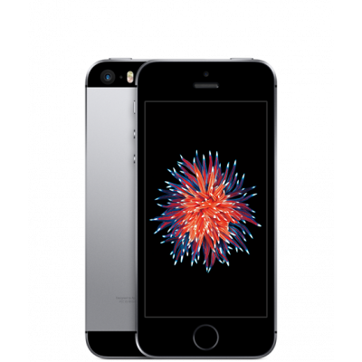 Apple iPhone SE 16gb Space Gray Neverlock