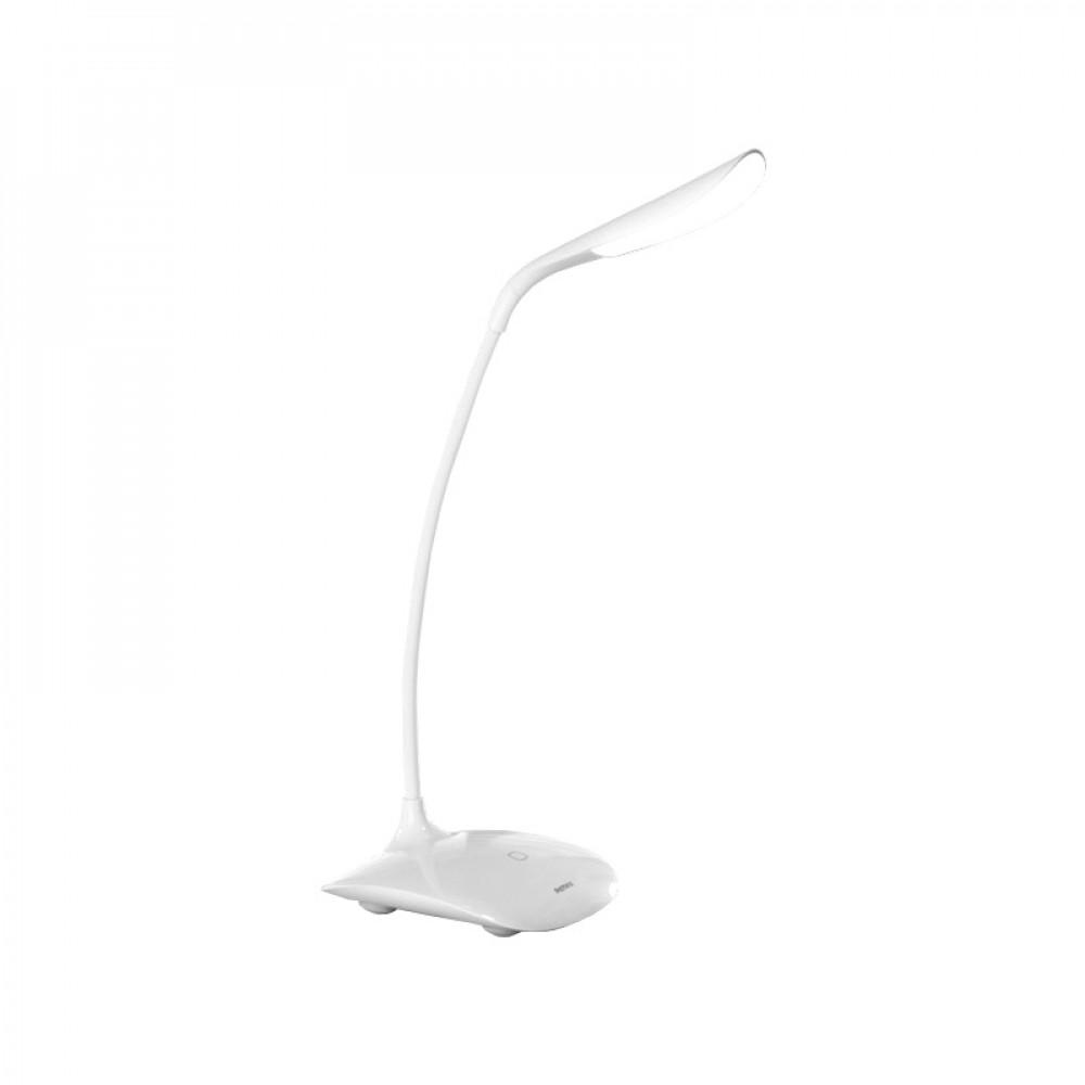 USB LED Лампа Remax Milk Light Tablet Style White