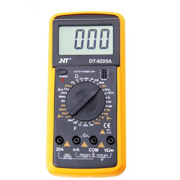 Мультитестер аналоговый NT DT-9205A