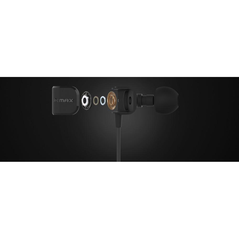 Наушники Remax RM-502 Crazy Robot Black