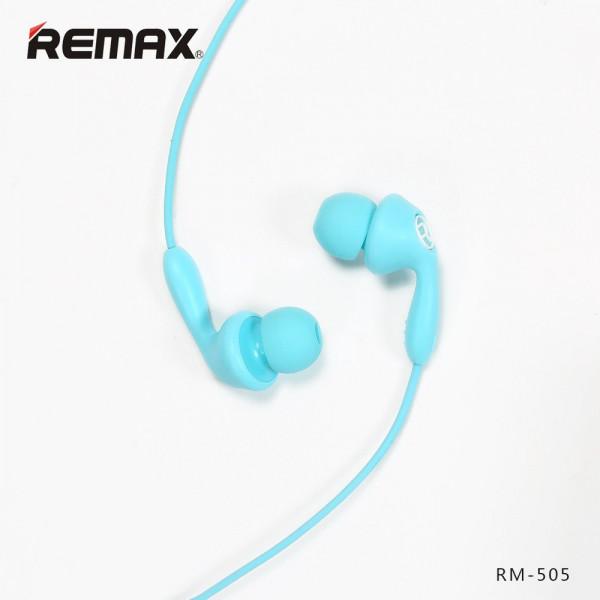 Наушники REMAX Candy RM-505 Blue