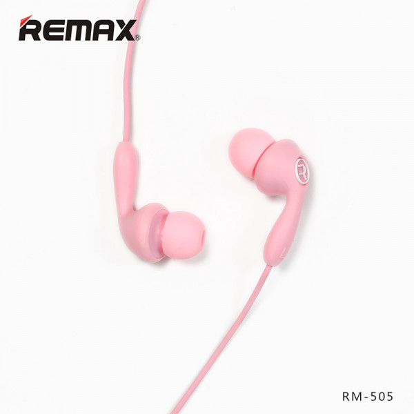 Наушники REMAX Candy RM-505 Pink