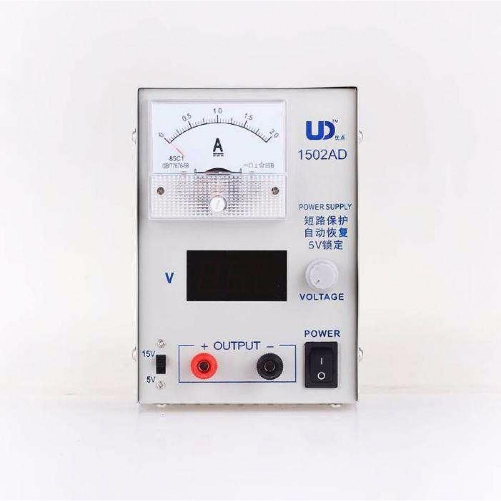 Блок питания аналоговый UD 1502AD 2A 15V