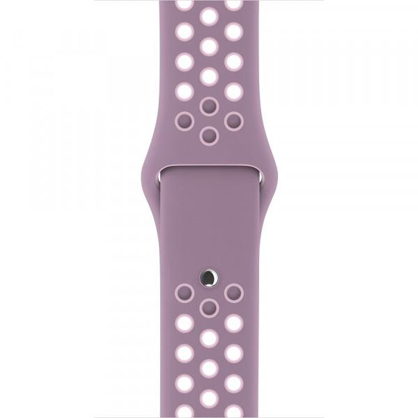 Спортивный ремешок Nike (фиолетовая пыль/сливовая дымка)