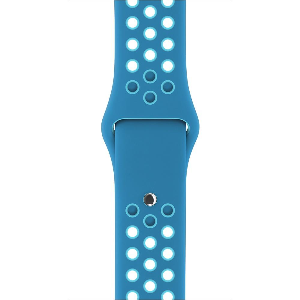 Спортивный ремешок Nike (голубая орбита/гамма-синий)