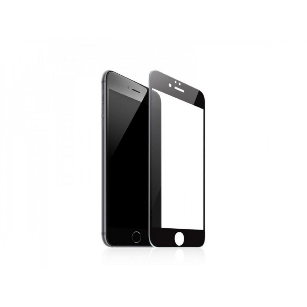 Защитное стекло Baseus 3D Silk Screen для iPhone 7/8 Black