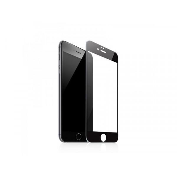 Защитное стекло Baseus 3D Silk Screen для iPhone 7/8 Plus Black