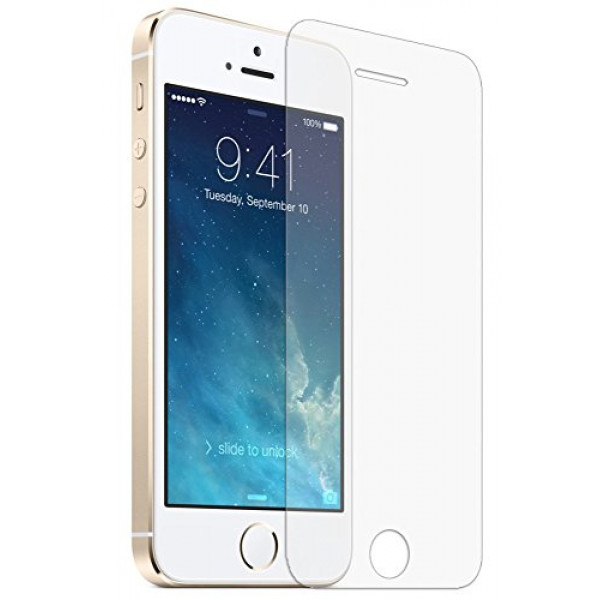 Защитное закалённое стекло Honor 9H 0.25мм для iPhone 5/5c/5s/SE