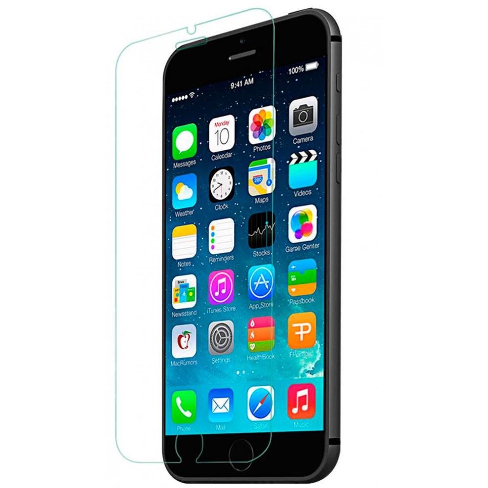Защитное закалённое стекло Honor 9H 0.25мм для iPhone 6/6s