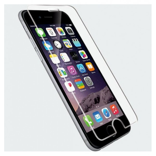 Защитное бронированное стекло (103-77) для iPhone 6/6s