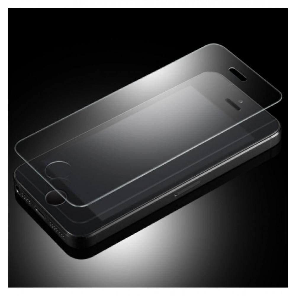 Защитное бронированное стекло (103-78) для iPhone 5/5c/5s/SE