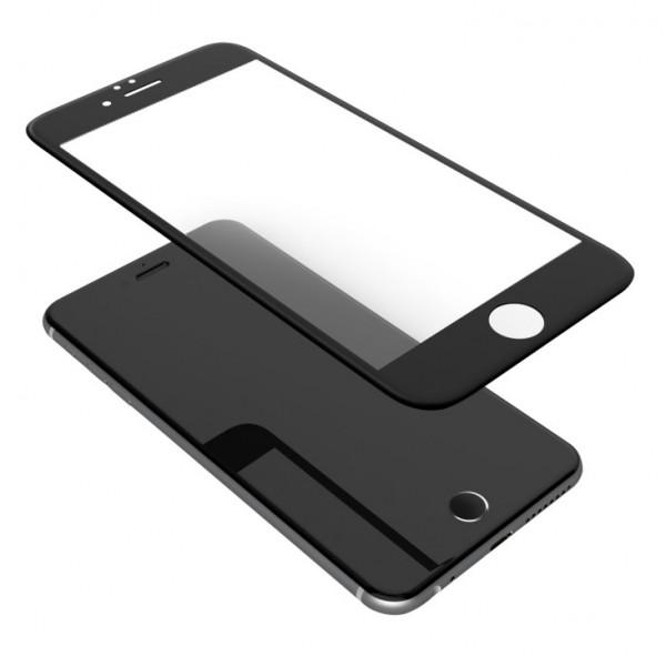 Защитное Black 3D стекло для iPhone 6/6s