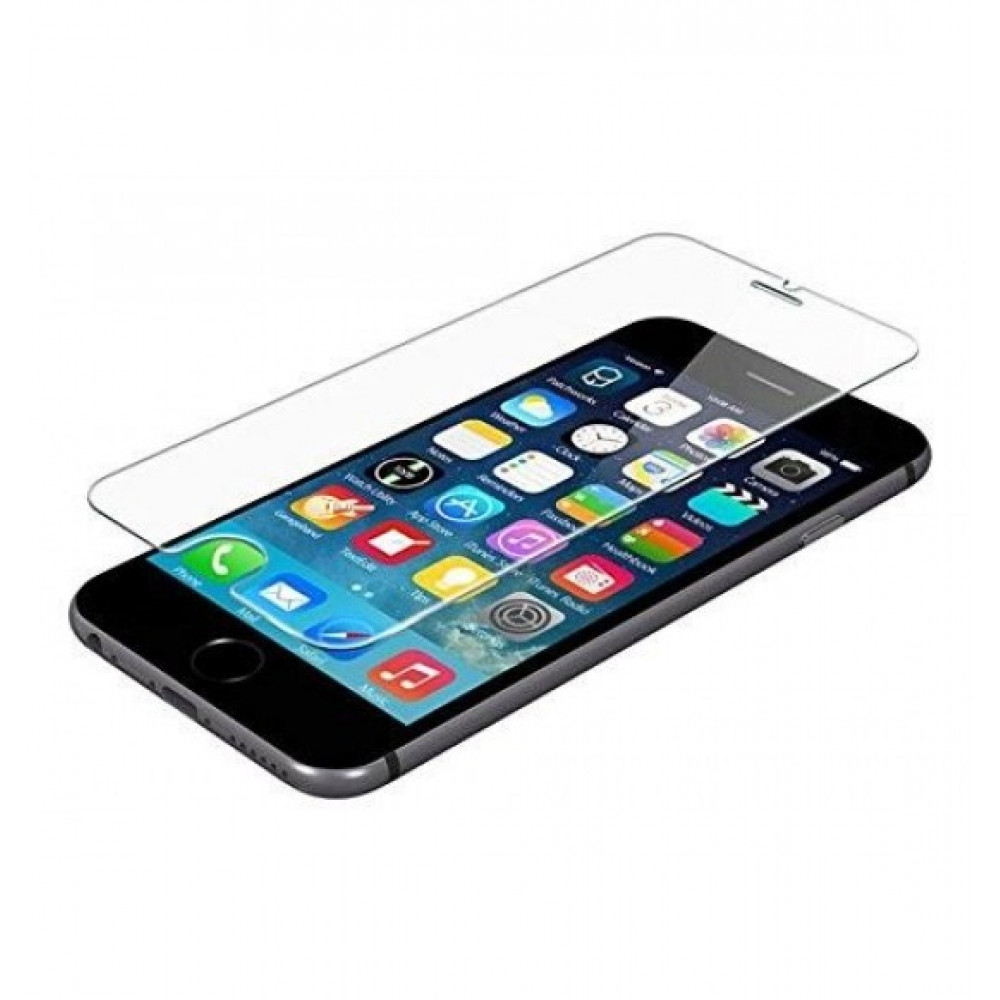 Защитное закалённое стекло 9H Film 0.2мм (Q43V2) для iPhone 6/6s