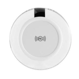 Беспроводная зарядка WK WP-U18 White для iPhone 8/8 Plus/X и других устройств
