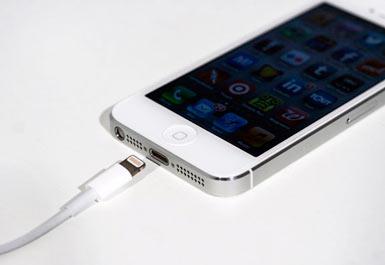 Купить зарядку для iPhone 5