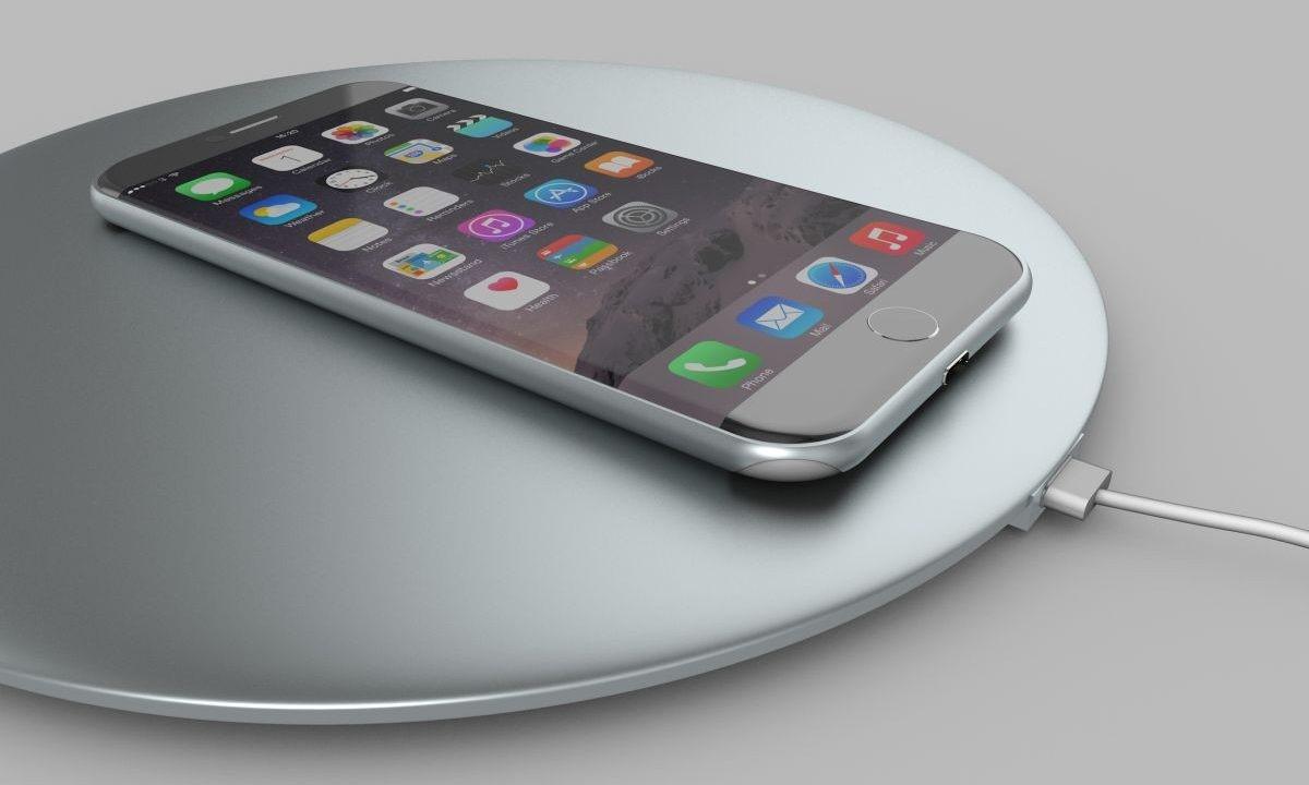 iPhone 8 Plus Беспроводная зарядка